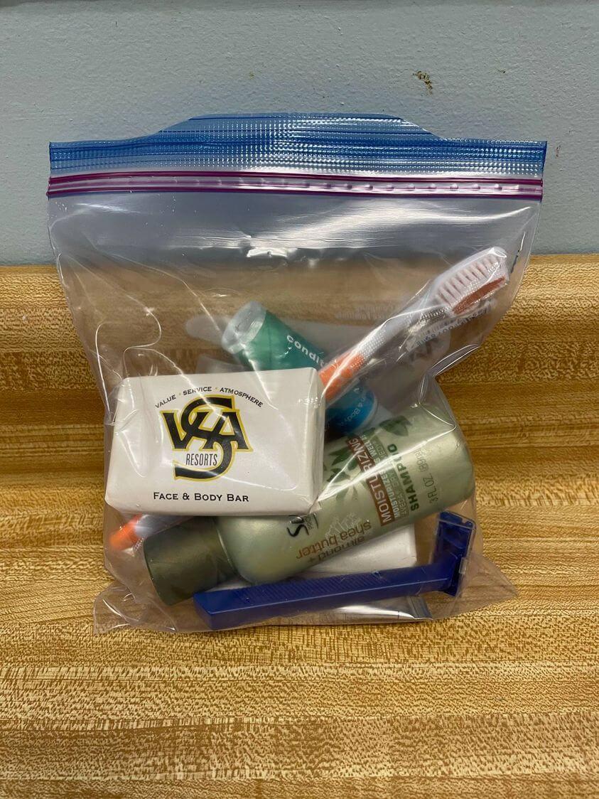 hygiene kit
